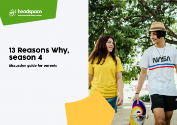headspace 13 reasons why season 4 Adults