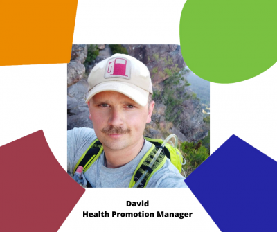 David Health Promotion Manager2