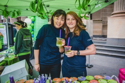 cha time staff supporting headspace
